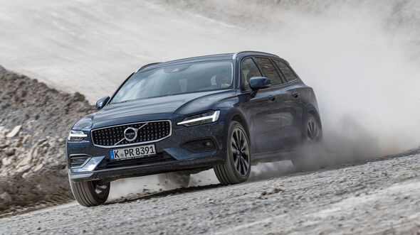 Volvo V60 Cross Country D4 AWD Pro, Exterieur