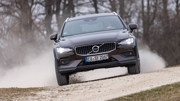Volvo V60 Cross Country, Exterieur