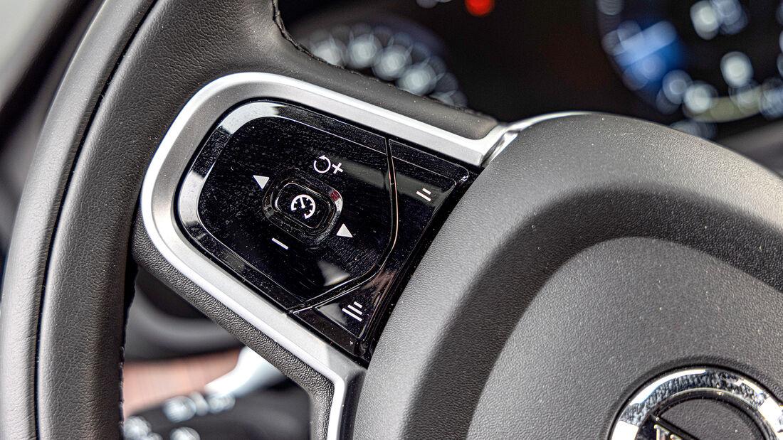 Volvo V60 Cross Country, Interieur