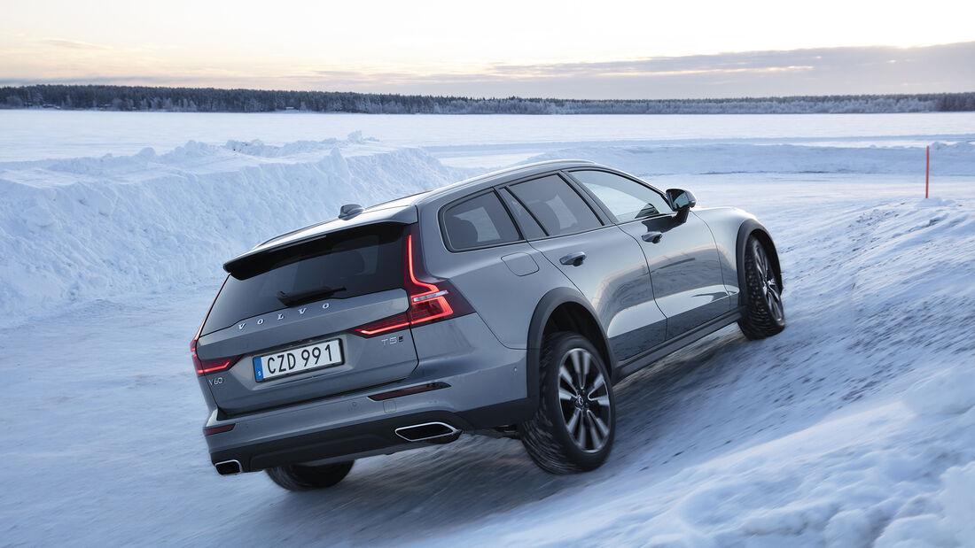 Volvo V60 Cross Country, Volvo V60 T8 Plug-in-Hybrid, Fahrbericht