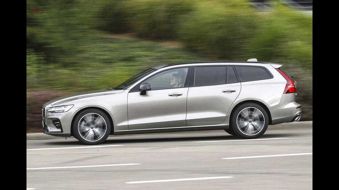 Volvo V60 D4 AWD, Exterieur