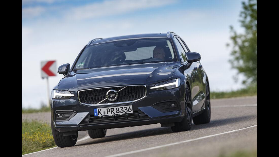 Volvo V60 D4, Exterieur