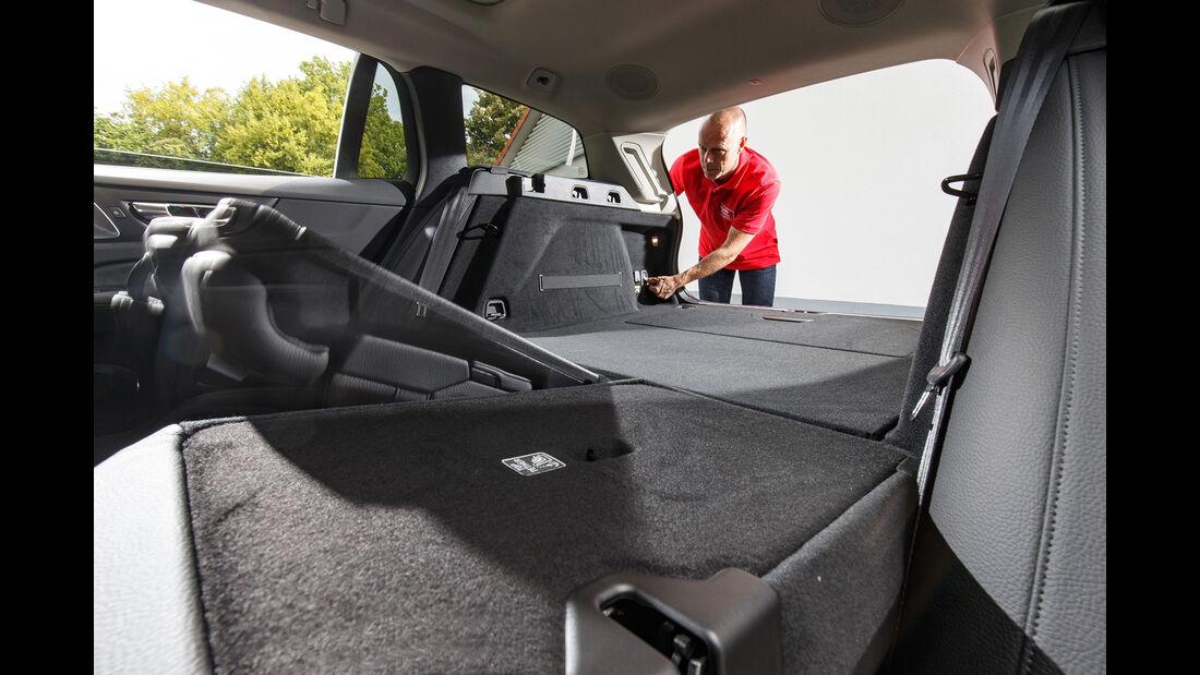 Volvo V60 D4, Kofferraum