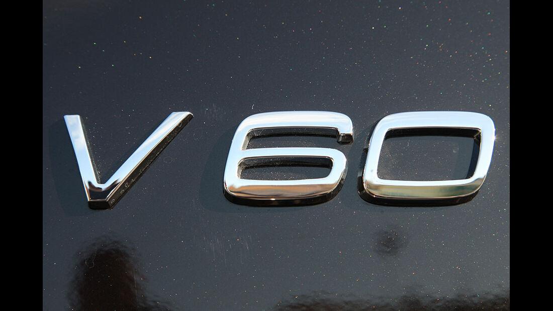 Volvo V60, Detail