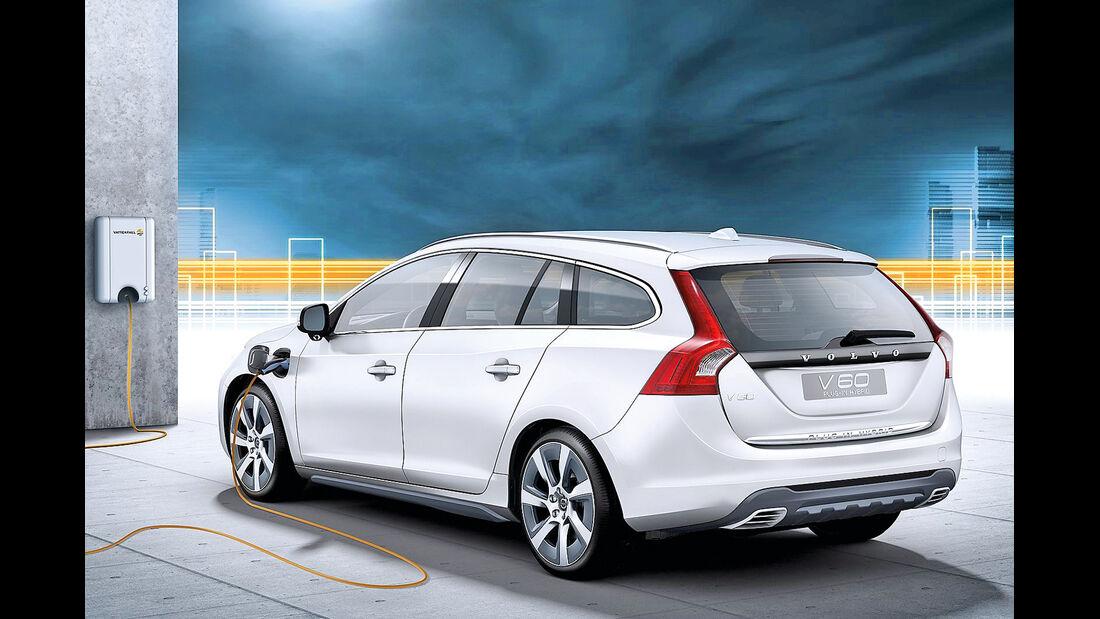 Volvo V60 Diesel Hybrid