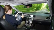 Volvo V60 Drive, Cockpit, Lenkrad