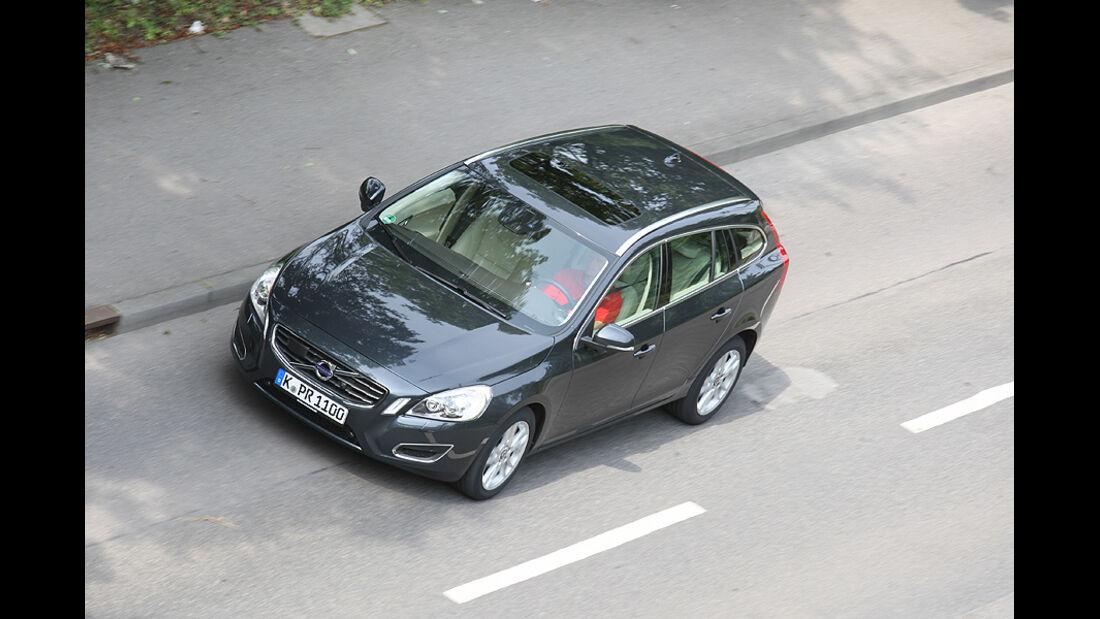 Volvo V60 Drive, Front