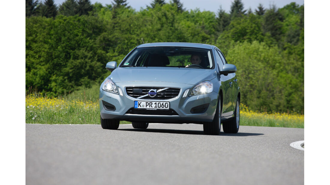 Volvo V60 Drive, Frontansicht, Front