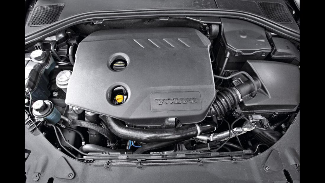 Volvo V60 Drive, Motor