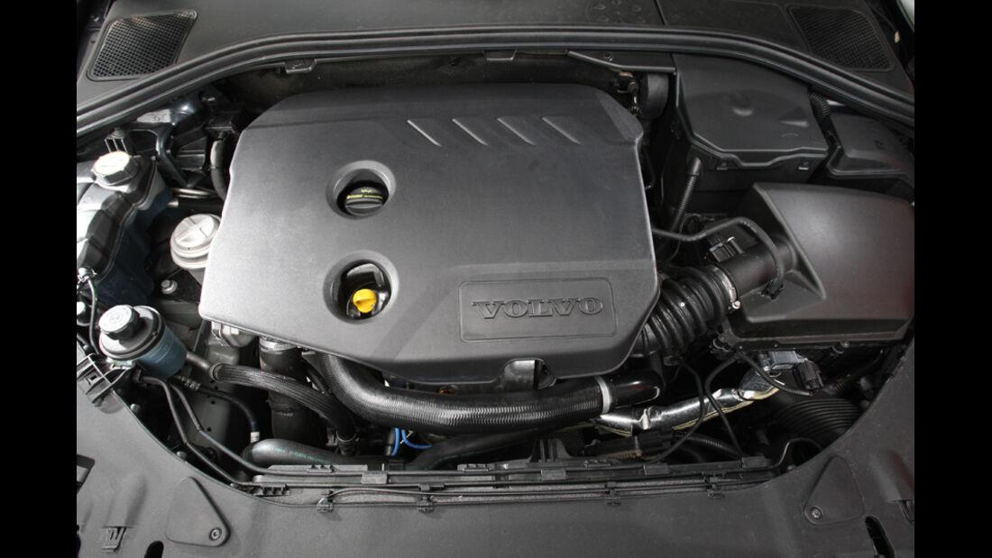Volvo V60 Drive Summum, Motor, Motorraum