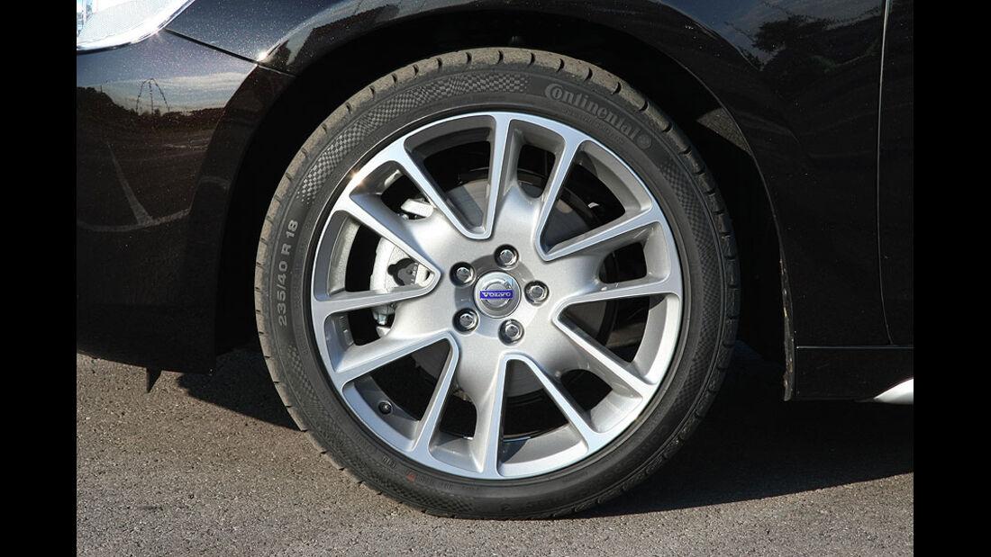 Volvo V60, Felge
