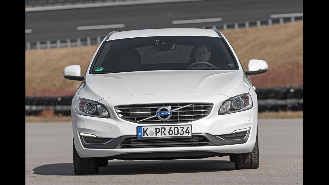 Volvo V60, Frontansicht