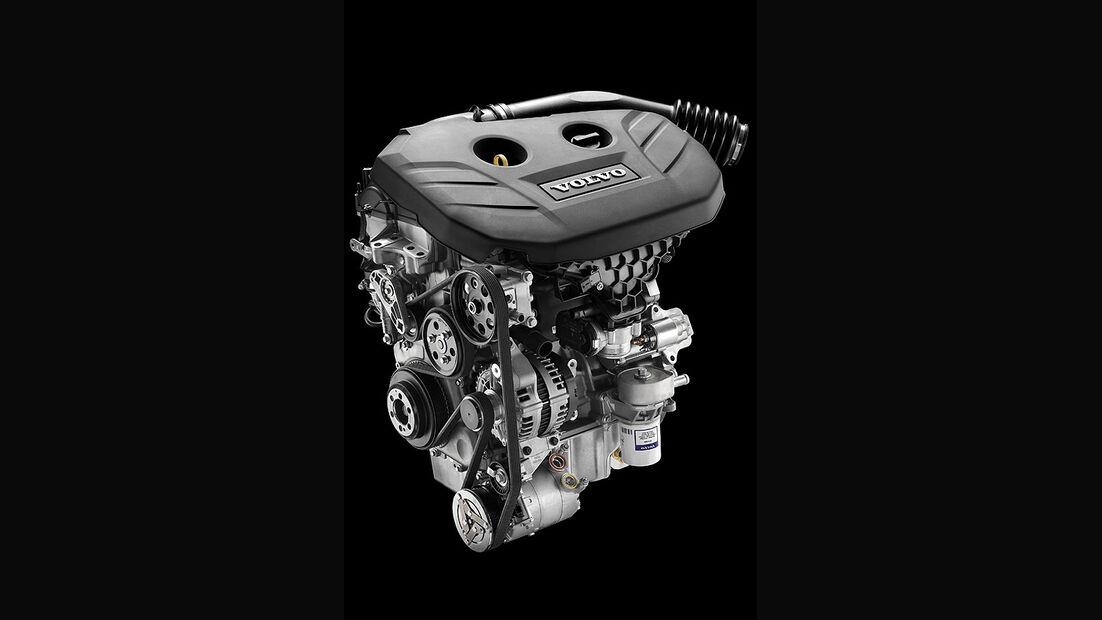 Volvo V60, Motor