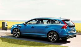 Volvo V60 Plug-in-Hybrid Diesel R-Line