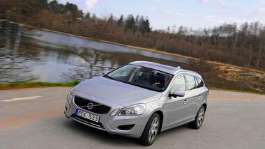 Volvo V60 Plug-in-Hybrid, Frontansicht