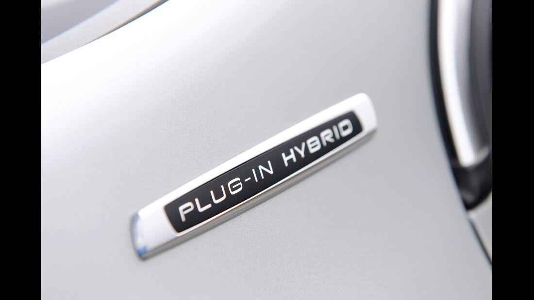 Volvo V60 Plug-in-Hybrid, Typenbezeichnung
