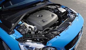 Volvo V60 Polestar, Fahrbericht, 09/2016