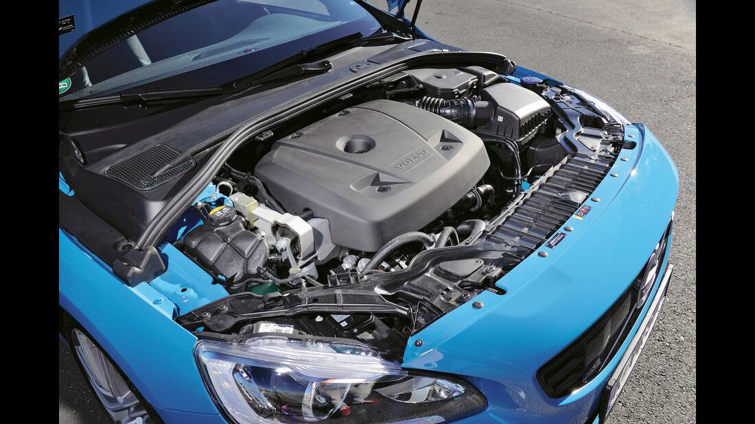 Volvo V60 Polestar, Motor