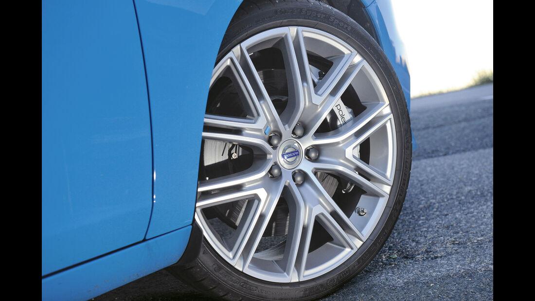 Volvo V60 Polestar, Rad, Felge