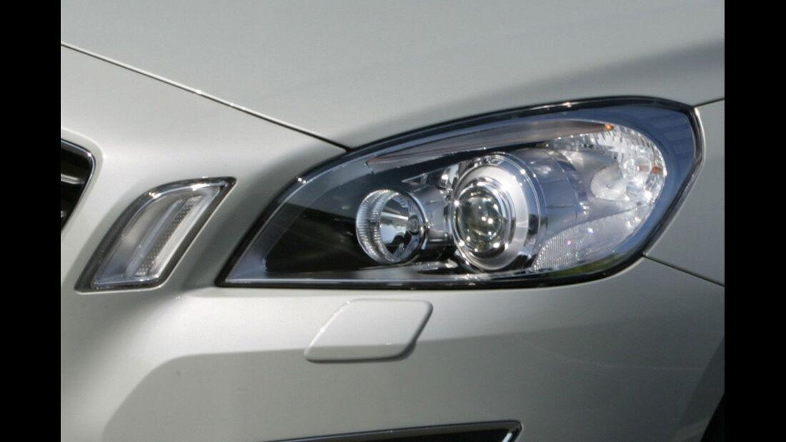 Volvo V60, Scheinwerfer