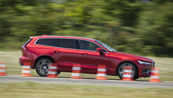 Volvo V60 T6 AWD Exterieur