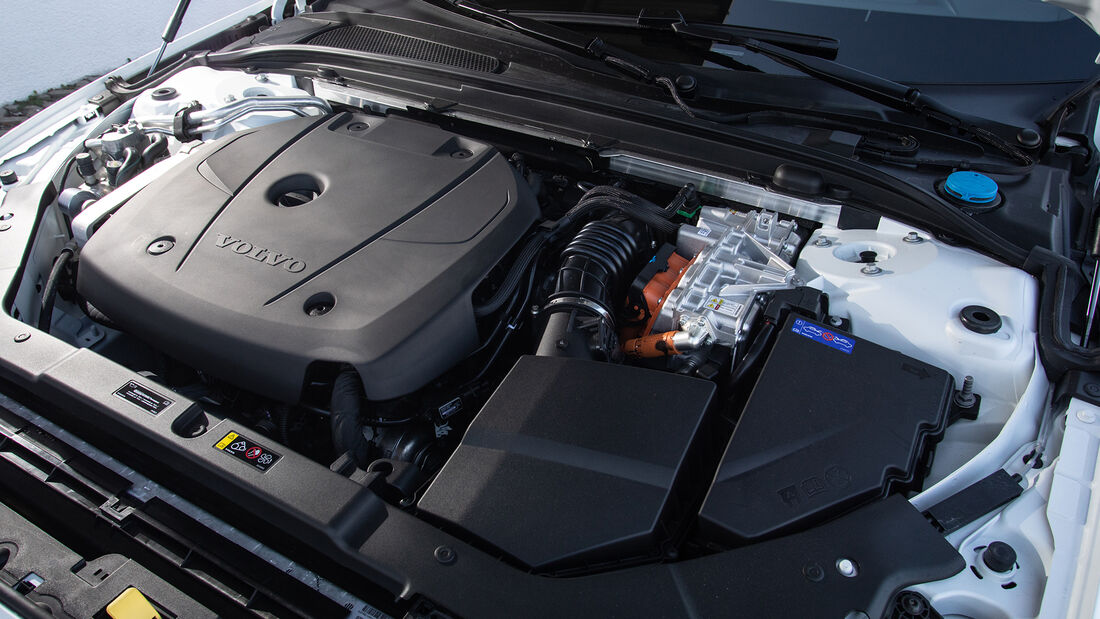 Volvo V60 T6 Twin Engine, Interieur