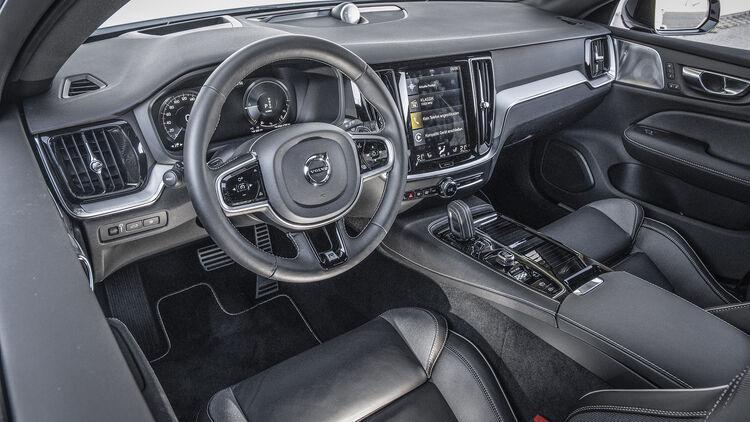 Volvo V60 T6 Twin Engine Im Test Auto Motor Und Sport