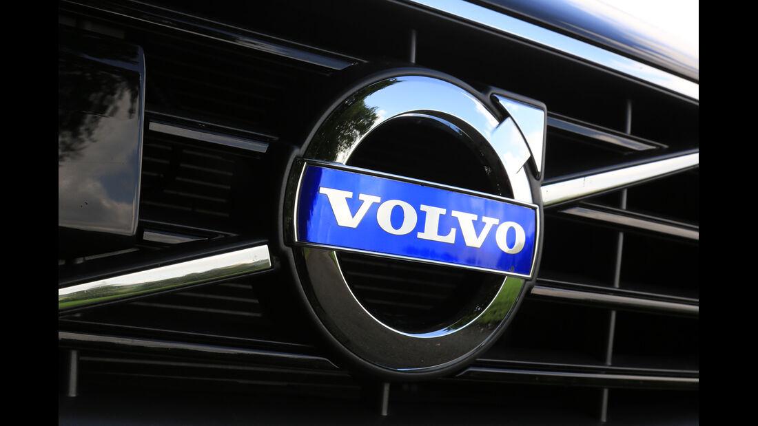 Volvo V70 D4, Emblem