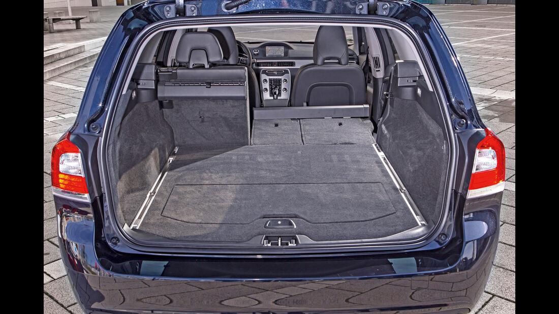 Volvo V70 D4, Kofferraum