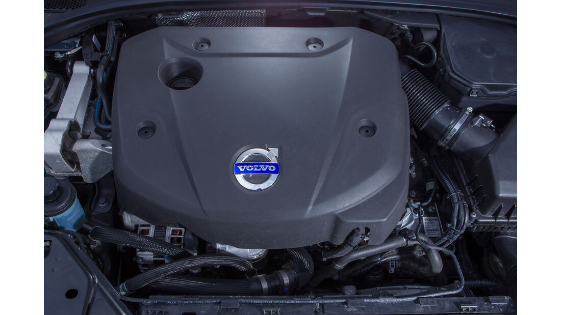 Volvo V70 D4, Motor