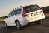 Volvo V70 Facelift 2013