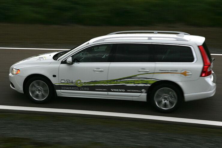 Volvo V70 Hybrid