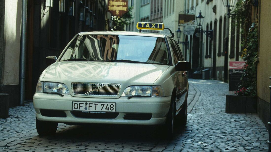 Volvo V70 Taxi