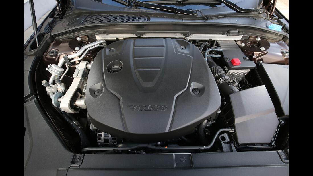 Volvo V90 CC D5 AWD, Motor
