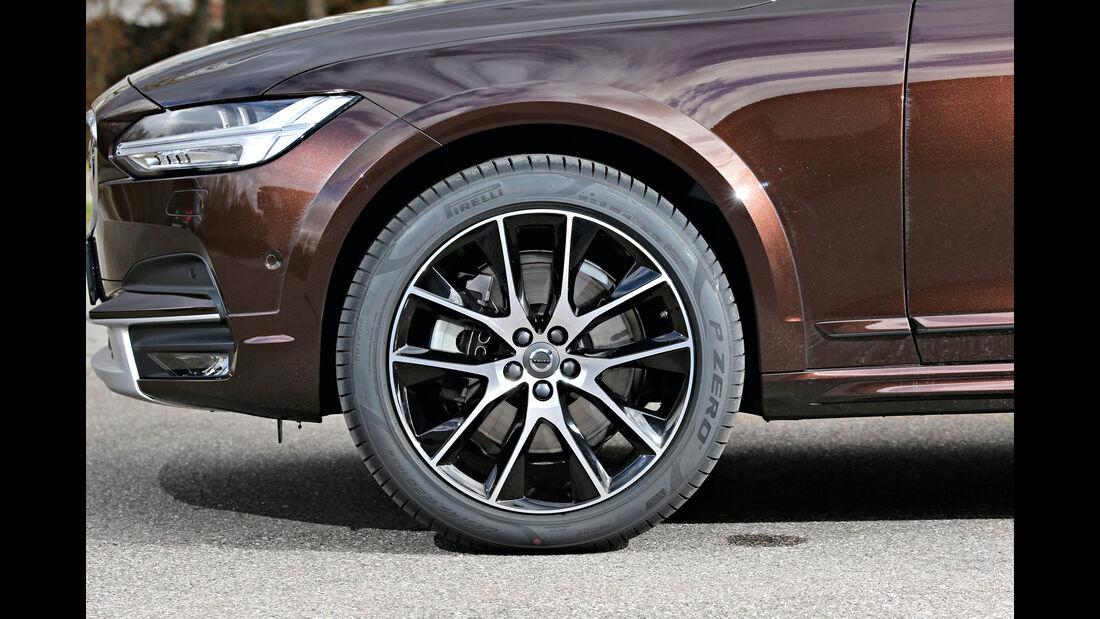 Volvo V90 CC D5 AWD, Rad, Felge