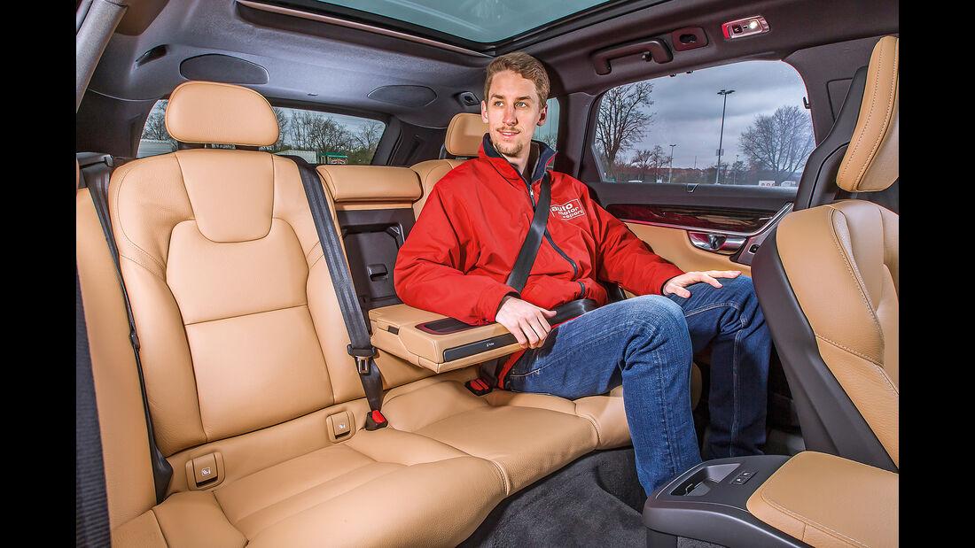 Volvo V90 D3 Fond