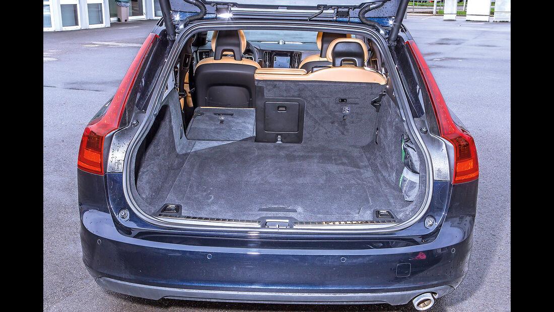 Volvo V90 D3 Koferraum