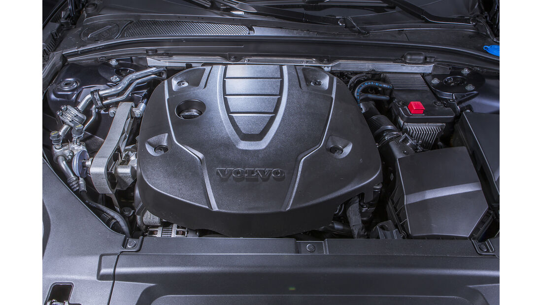 Volvo V90 D3 Motor