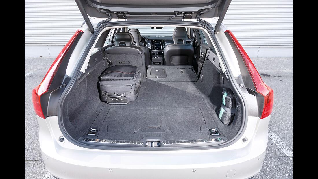 Volvo V90 D4, Kofferraum