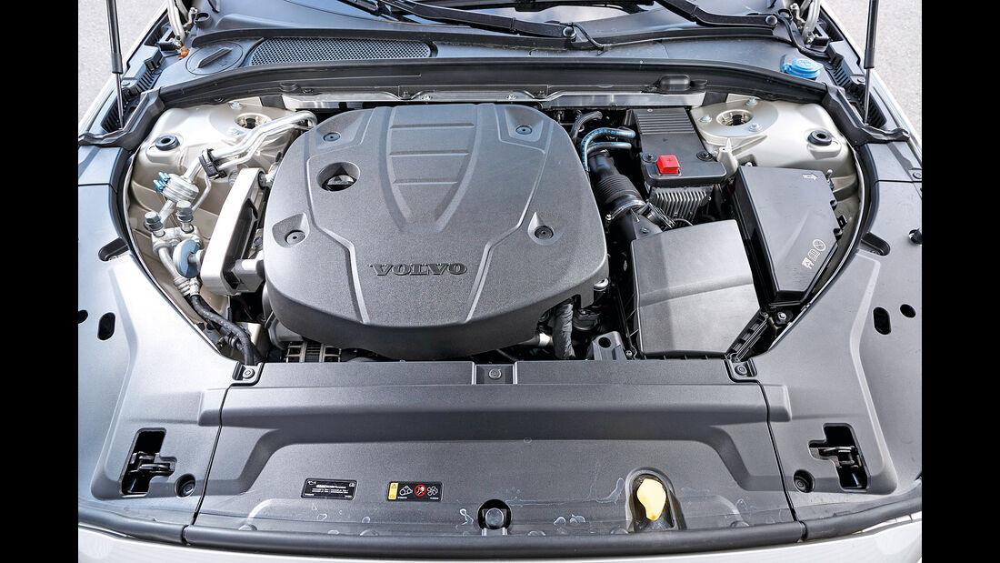 Volvo V90 D4, Motor