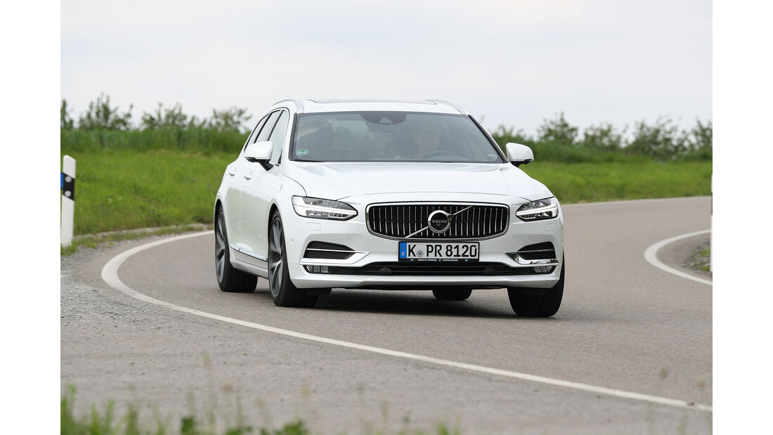 Volvo V90 D5 AWD Front
