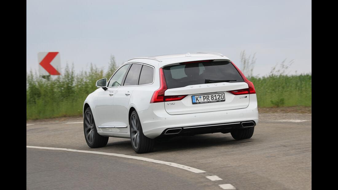 Volvo V90 D5 AWD Heck