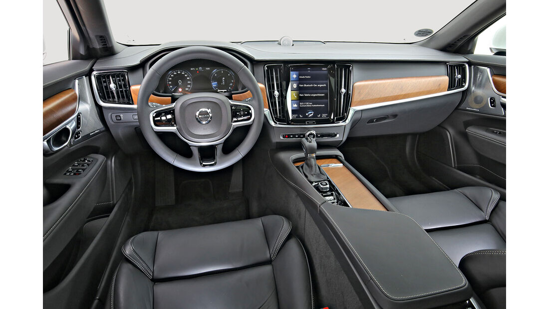 Volvo V90 D5 AWD Interieur