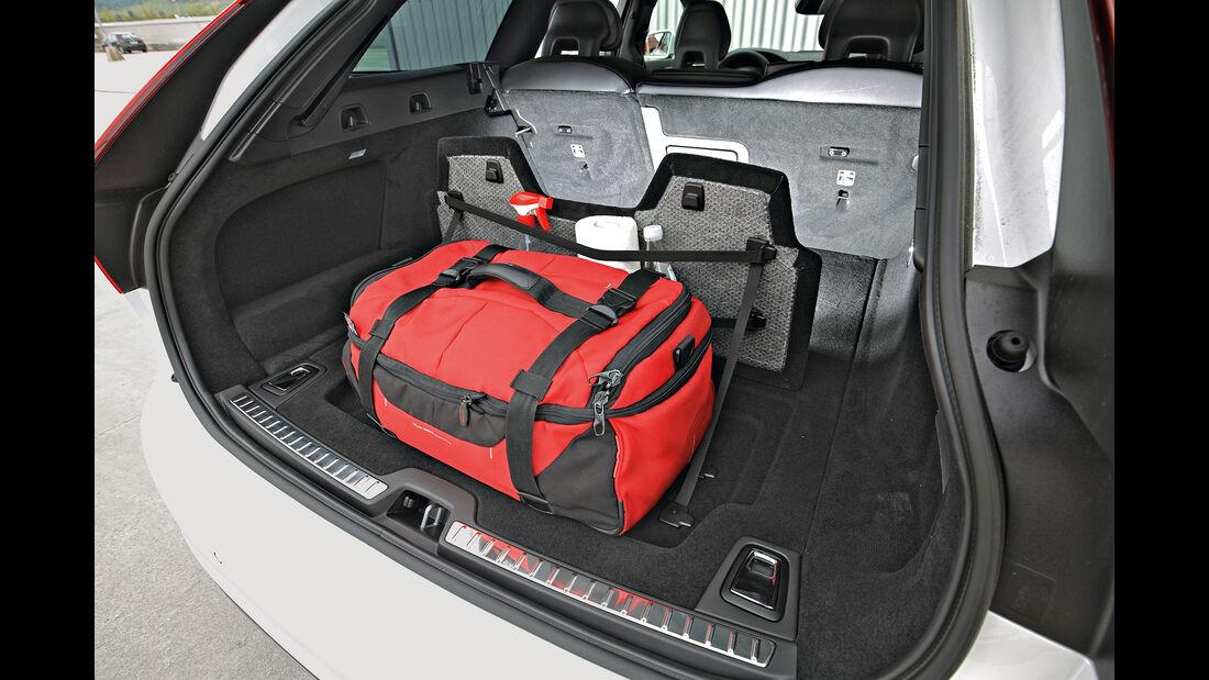 Volvo V90 D5 AWD Kofferraum