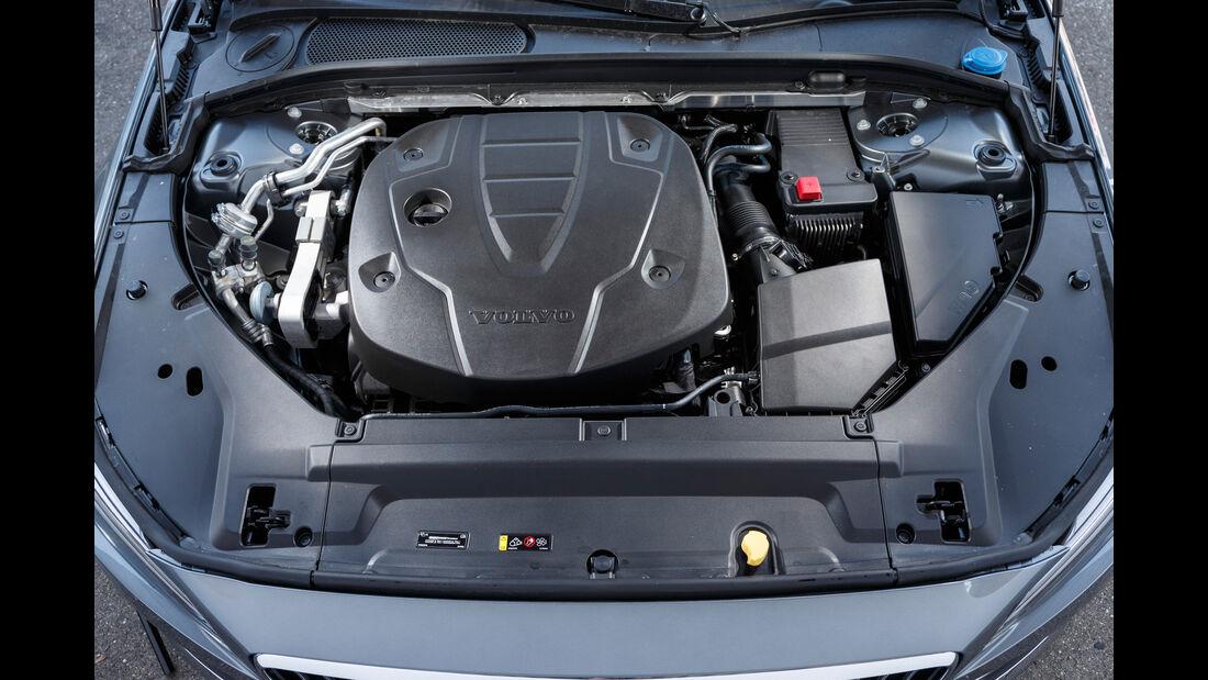 Volvo V90 D5 AWD, Motor