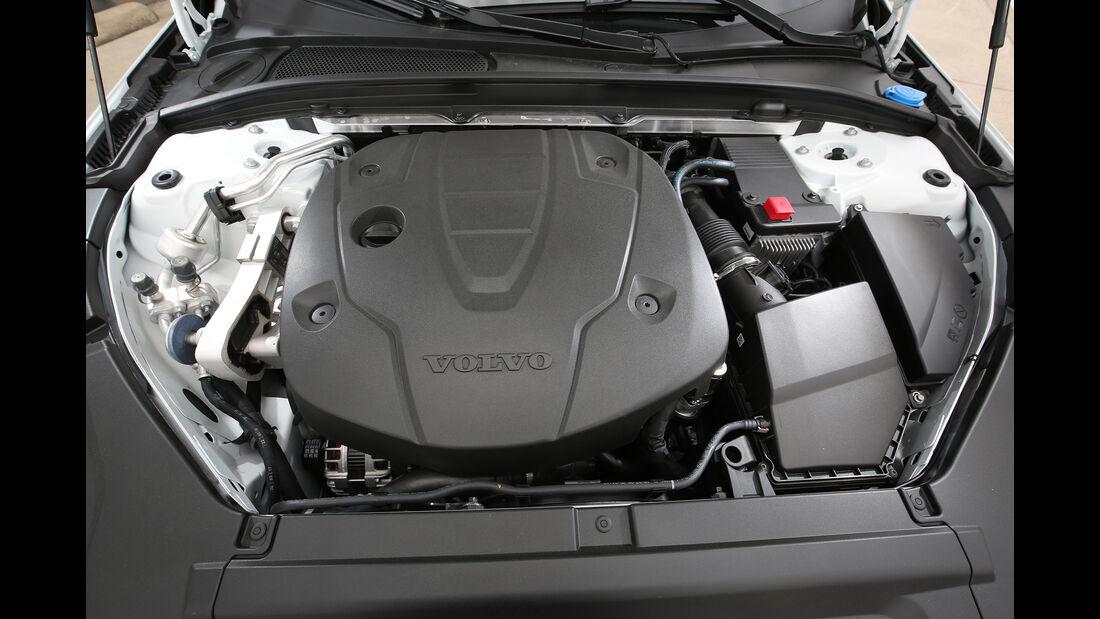 Volvo V90 D5 AWD Motor