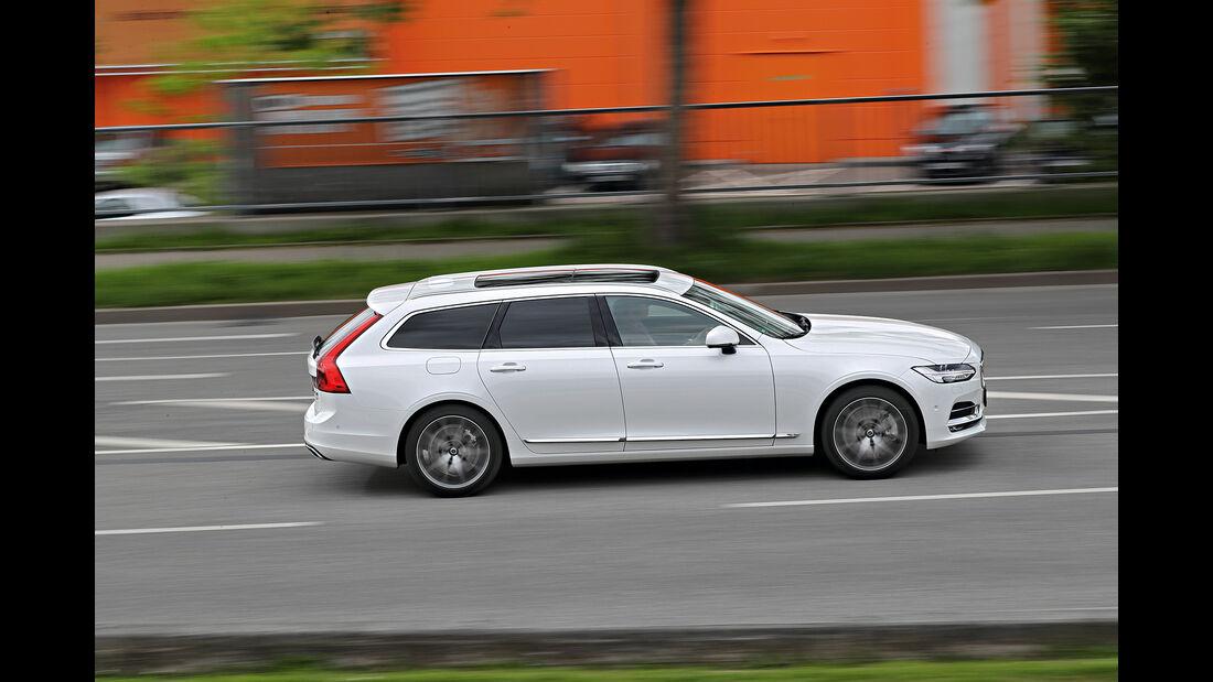 Volvo V90 D5 AWD Seite