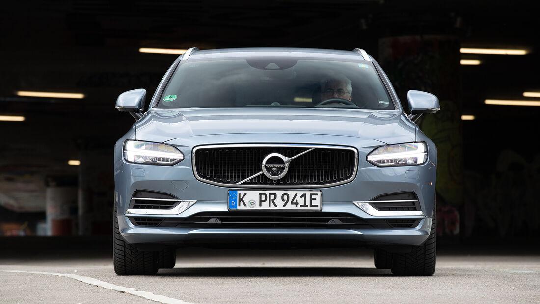 Volvo V90, Exterieur