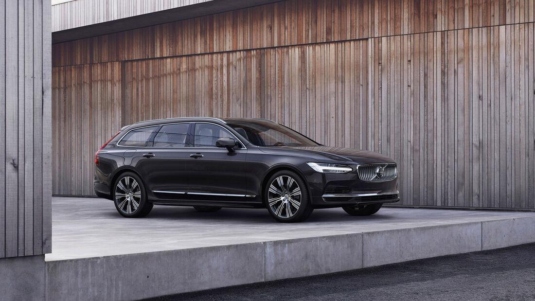 Volvo V90 (MY2021)
