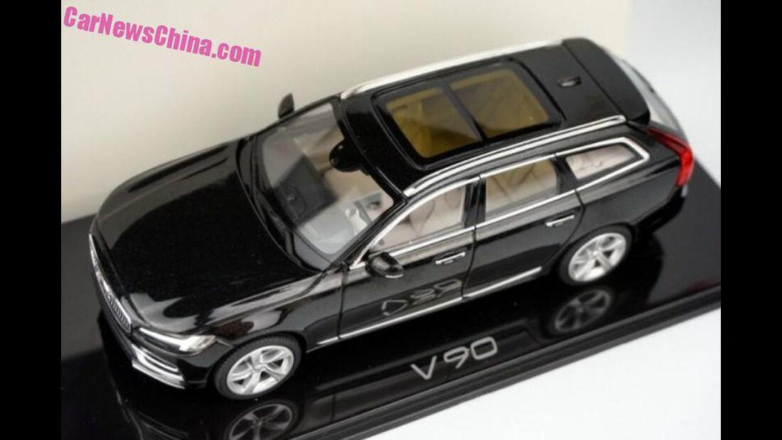 Volvo V90 Modellauto